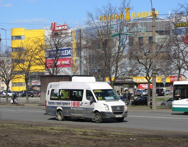 Маршрутное такси в Санкт-Петербурге: http://www.hellopiter.ru/Share_taxi.html
