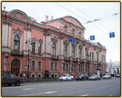 Белосельских-Белозерских дворец время работы