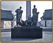 Монумент героическим защитникам Ленинграда время работы