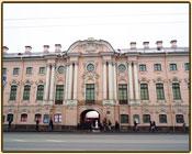 строгановский дворец время работы